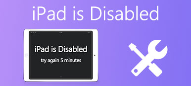 iPad is Disabled