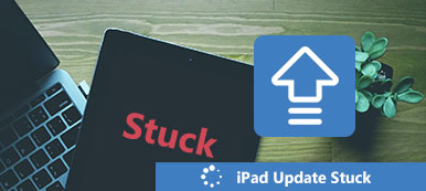 iPad Update Stuck