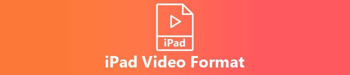 iPadのビデオフォーマット