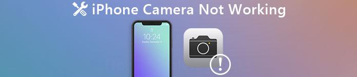 iPhoneカメラが機能しない