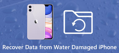 iPhone Data Recovery for Water Damage
