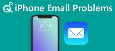 iPhone Email Problems