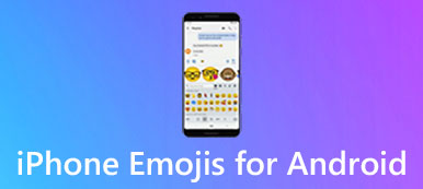 iPhone Emojis pour Android