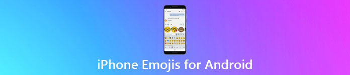how to get iphone emojis on a android