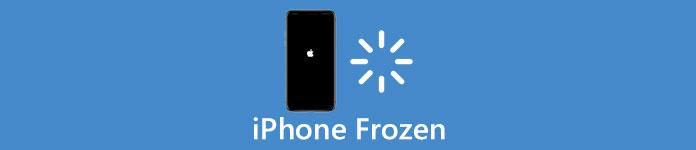 iPhone eingefroren