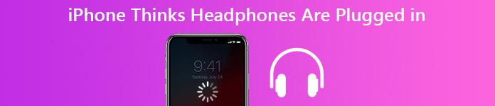 Les écouteurs sont branchés