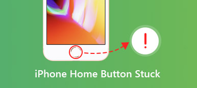 iPhone Home Button Stuck