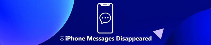 Finden Sie verschwundene iMessages