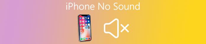 iPhone pas de son