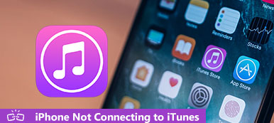 iPhone non connecté à iTunes