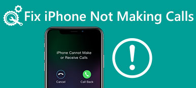 iPhone Not Making Calls