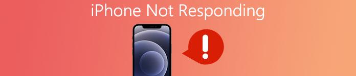 iPhone ne répond pas