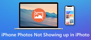Les photos iPhone ne s'affichent pas dans iPhoto / Photos sous Mac OS