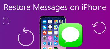 Achieve iPhone SMS Recovery