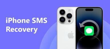 IPhone SMS-Wiederherstellung erreichen