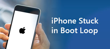 iPhone Stuck in Boot Loop