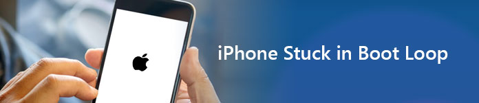 iPhone steckt in der Startschleife