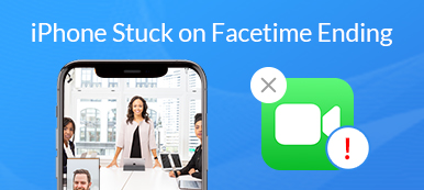 iPhone Stuck On Facetime Ending