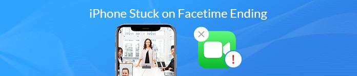 iPhoneがFacetime Endingでスタックする