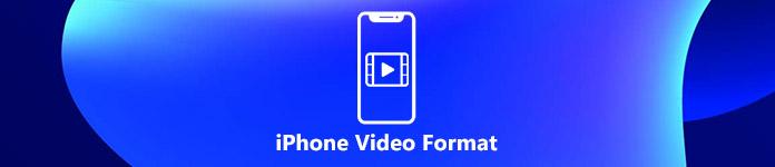 Format vidéo iPhone