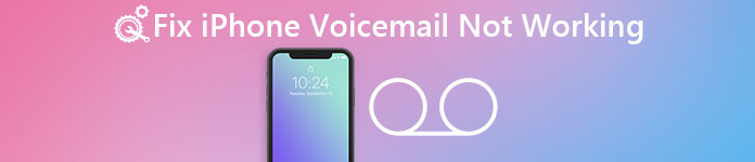 iPhone Voicemail funktioniert nicht