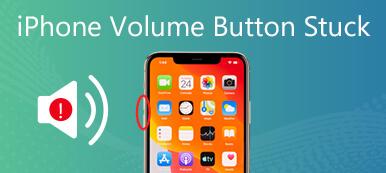 Fix iPhone Volume Button stecken