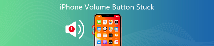 Fix iPhone Volume Button Stuck
