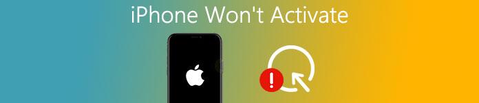 iPhoneが起動しない