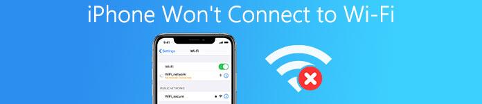 iPhoneがWi-Fiに接続できない