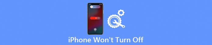 iPhone Wont Turn Off
