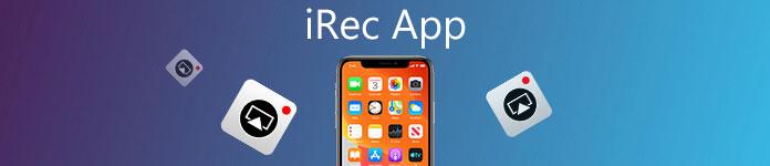 iRecアプリ