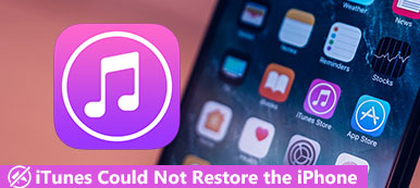 iTunes n'a pas pu restaurer l'iPhone