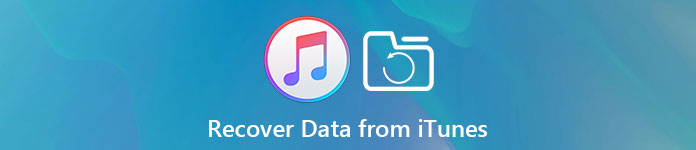 Get iTunes Data Recovery