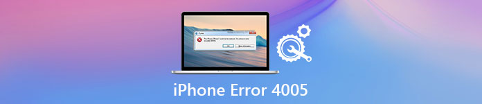 5 Easiest Ways to Fix iPhone Error 4005 (iPhone XS/X/8/7/6/5 Supported)