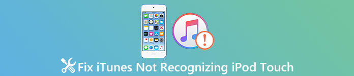 Solved] How to Fix iTunes Not Recognizing iPod