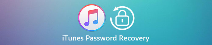 Get iTunes Password Recovery