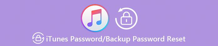 iTunes Password Reset