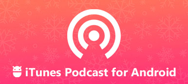 iTunes Podcast für Android
