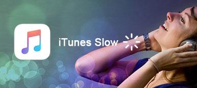 iTunes Langsam