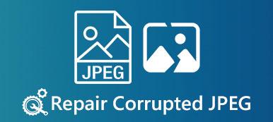 Réparation JPEG