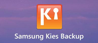 Kies Backup