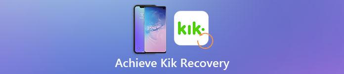 Kik Recovery
