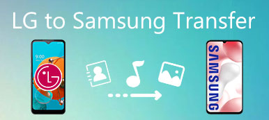 Transfer Data from LG to Samsung
