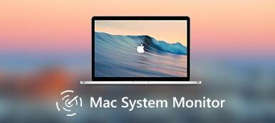 Moniteur système Mac