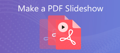 Make a PDF Slideshow