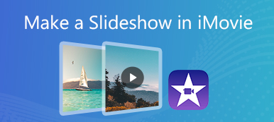 Make a Slideshow in iMovie