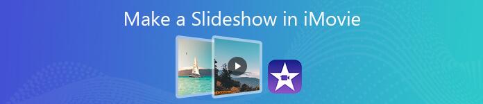 Créer un diaporama dans iMovie