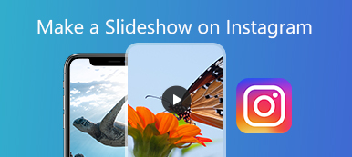 Make a Slideshow on Instagram