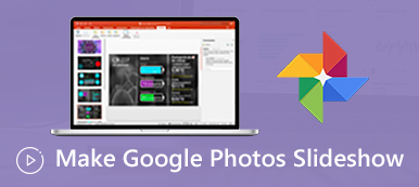Make Google Photos Slideshow
