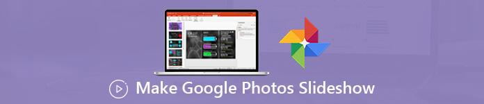 Créer un diaporama Google Photos